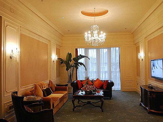广州九龙湖公主酒店皇室水景套房