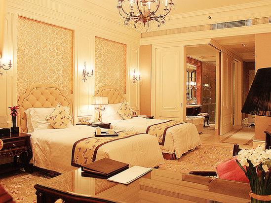 广州九龙湖公主酒店皇室豪华双床房