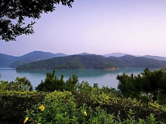 广州九龙湖公主酒店九龙湖旖旎湖景