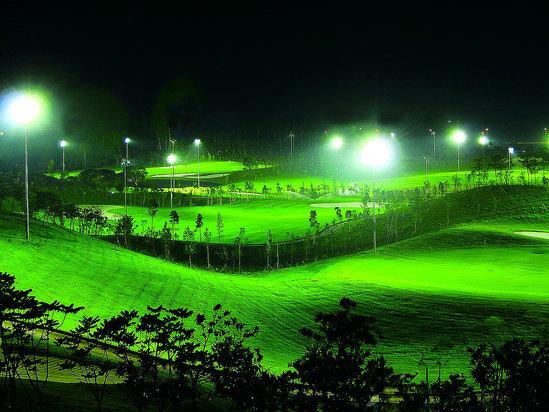 广州九龙湖公主酒店高尔夫球场