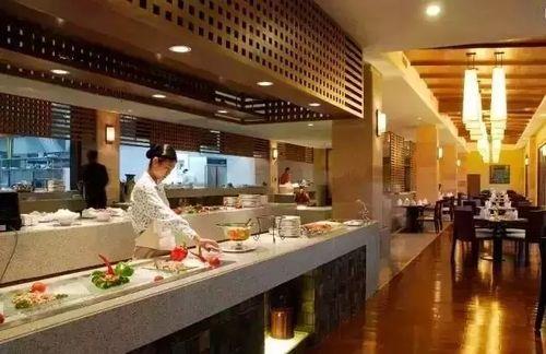 广州增城金叶子温泉度假酒店餐厅