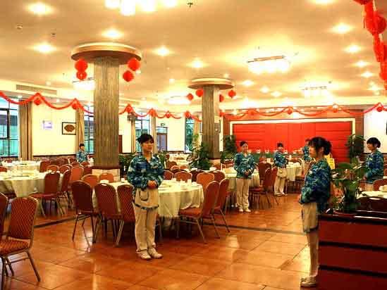 云浮新兴金水台温泉度假村餐厅